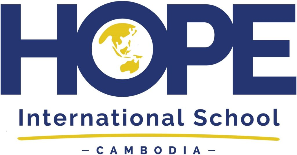 Hope International School Cambodia Logo